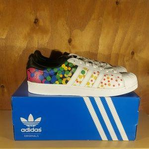 Adidas Superstar Pride Pack Men's Shoes